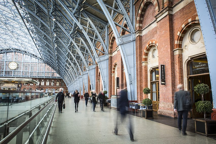 Terms & Conditions - St. Pancras