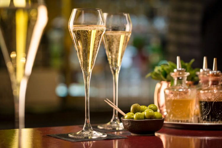 Champagne Bar Party Packages
