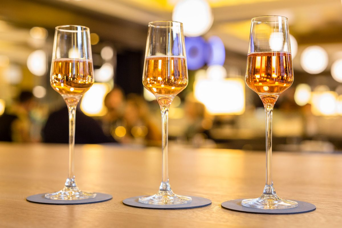 Tasting Trios - St. Pancras