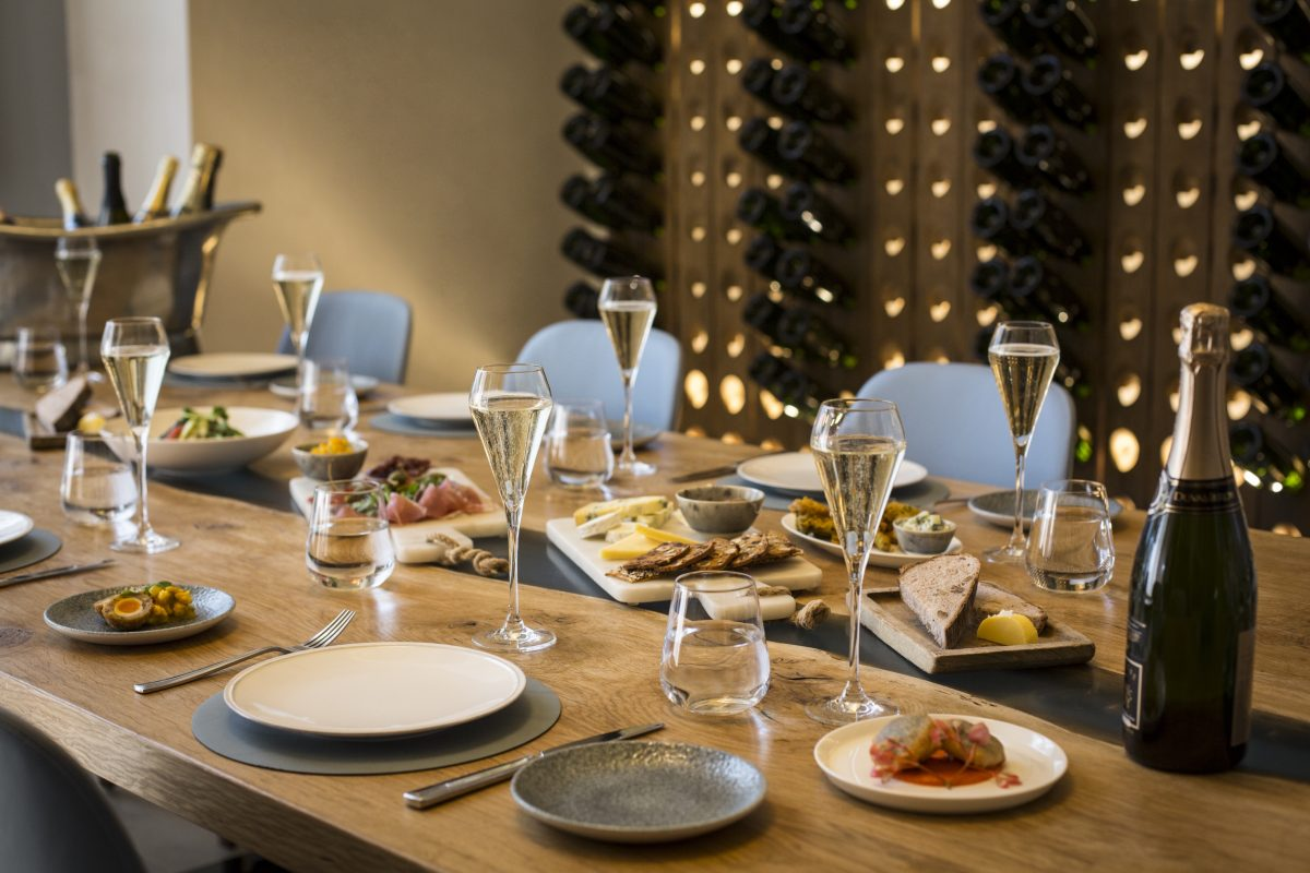 Private Dining - St. Pancras