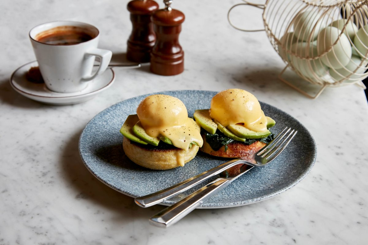 Bottomless Sunday Brunch £25 - St. Pancras