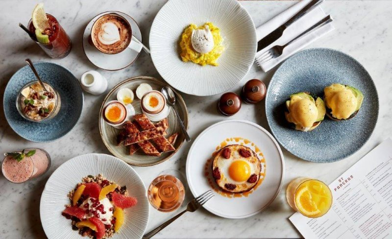 View our Bottomless Sunday Brunch Menu