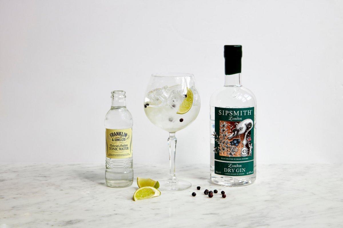 Gin Passport - St. Pancras