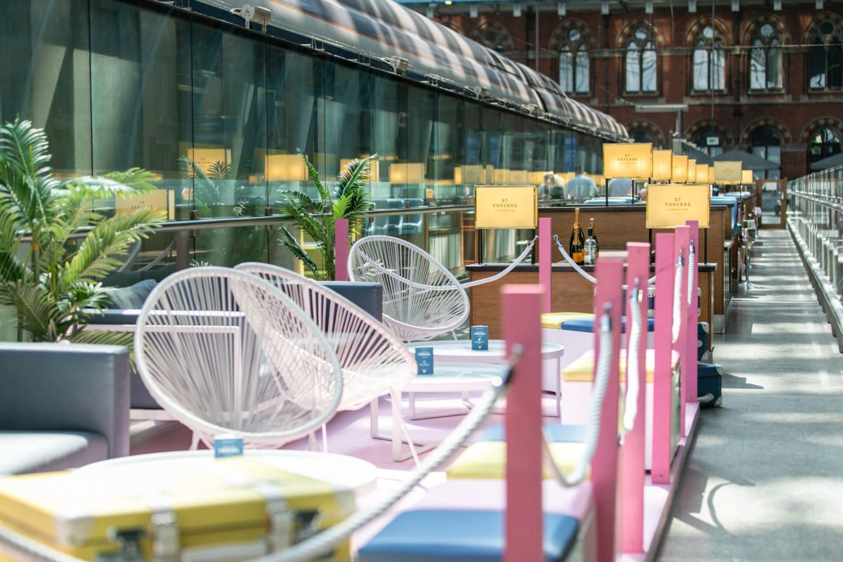 Summer Celebrations for groups - St. Pancras