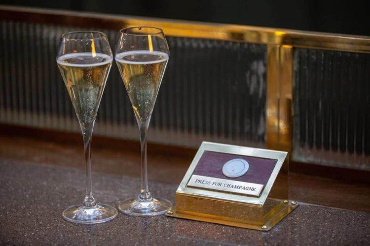Champagne Bar Menu