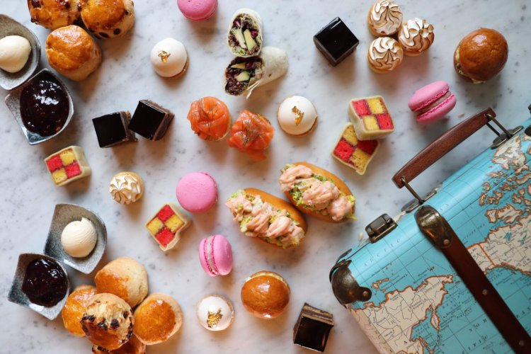 The Art of Travel Afternoon Tea