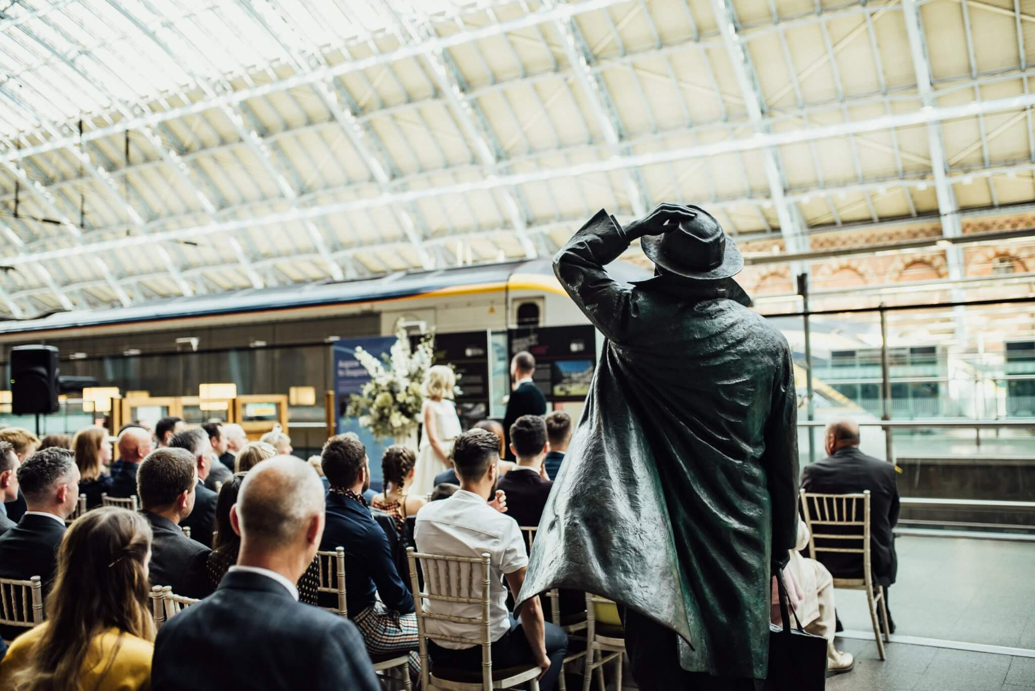St Pancras by Searcys Weddings